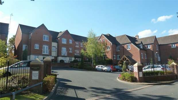 1 Bedroom Retirement Property for sale in Tower Hill, Droitwich, Worcestershire