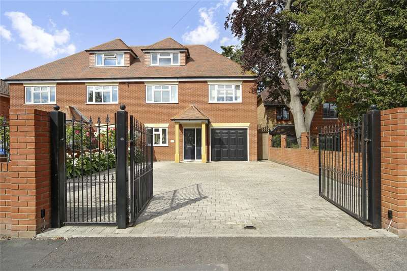 6 Bedrooms Semi Detached House for sale in Sidney Road, Walton-on-Thames, Surrey, KT12