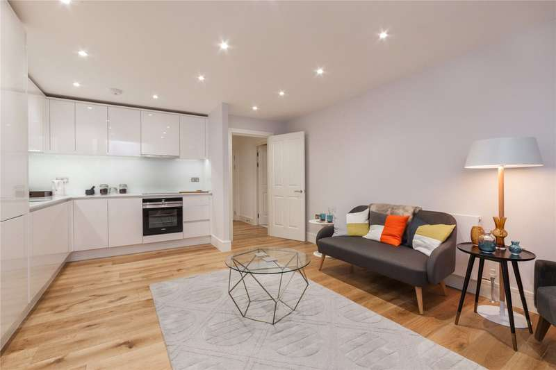 1 Bedroom Apartment Flat for sale in Grafton Mews, London, W1T