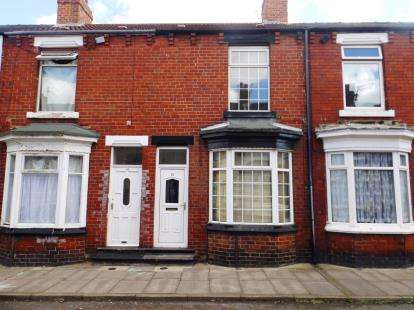 2 Bedrooms Terraced House for sale in Craven Street, Middlesbrough