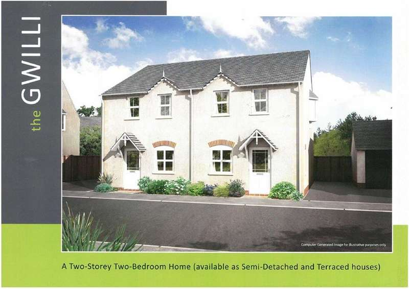 2 Bedrooms Property for sale in Tir Y Dderwen, Cross Hands, Llanelli