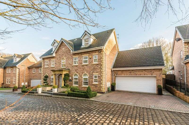 6 Bedrooms Detached House for sale in Smithy Glen Drive, Billinge