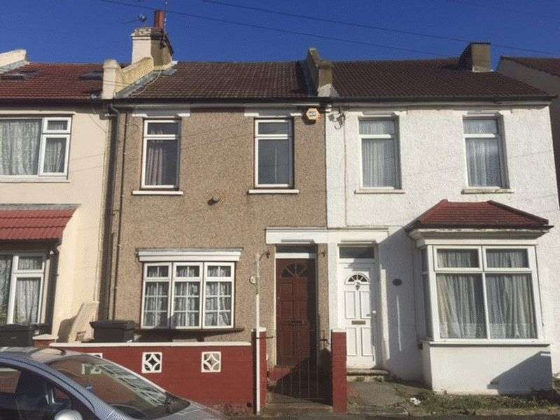 2 Bedrooms Terraced House for sale in Wentworth Road, CROYDON, Surrey