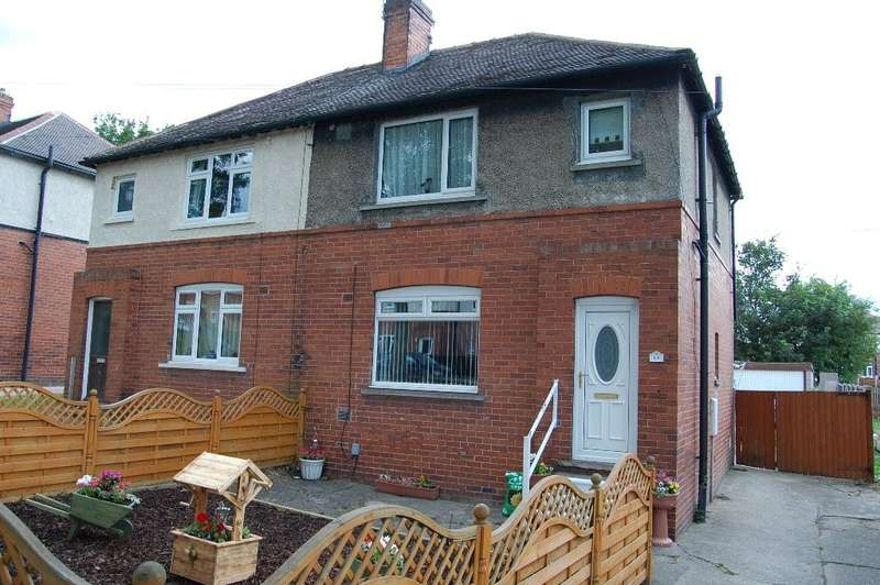 3 Bedrooms Semi Detached House for sale in Greaves Avenue, Wakefield
