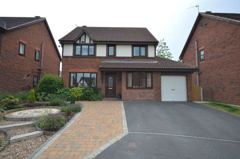 5 Bedrooms Detached House for sale in Silcoates Avenue, Wrenthorpe, Wakefield
