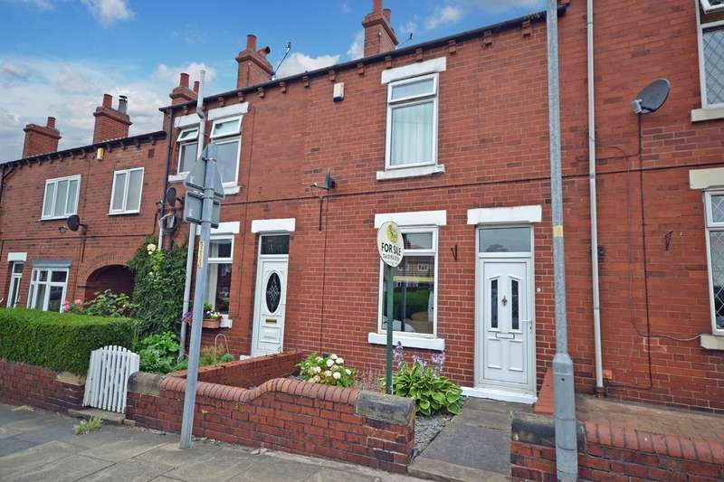 2 Bedrooms Terraced House for sale in Long Causeway, Stanley, Wakefield