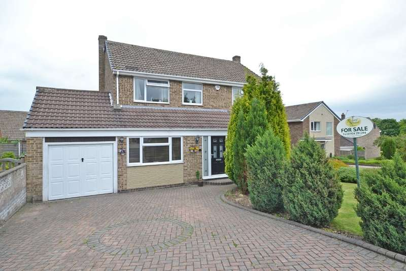 4 Bedrooms Detached House for sale in Mountbatten Avenue, Sandal, Wakefield