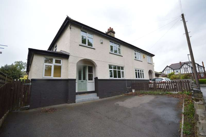 3 Bedrooms Semi Detached House for sale in Castle Road, Sandal, Wakefield