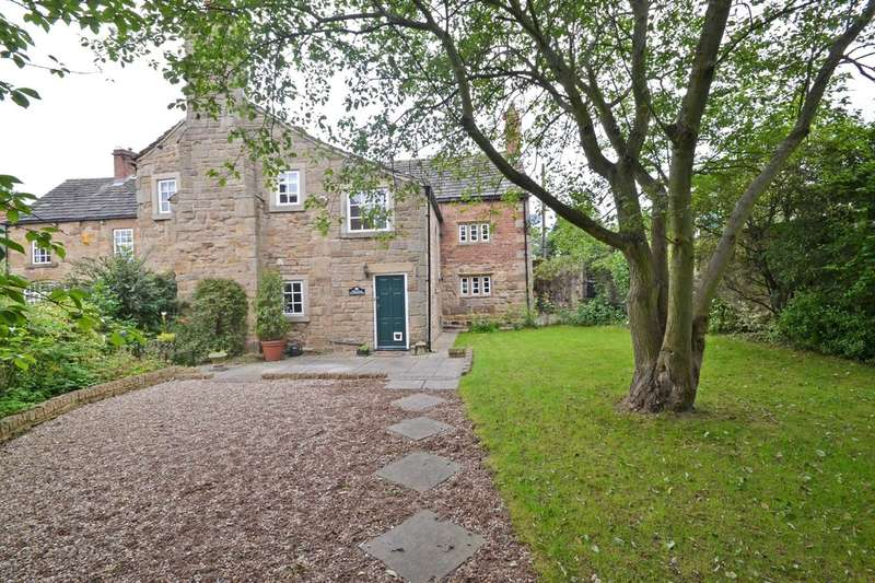 4 Bedrooms House for sale in Old Boyne Hill Farm, Wood Lane, Chapelthorpe
