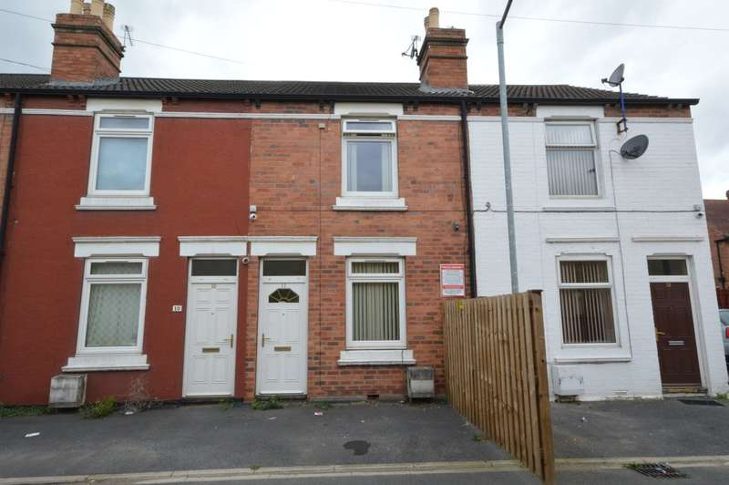 2 Bedrooms Terraced House for sale in Marlborough Street, Wakefield