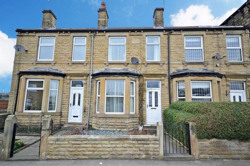 2 Bedrooms Terraced House for sale in Bridge Road, Horbury