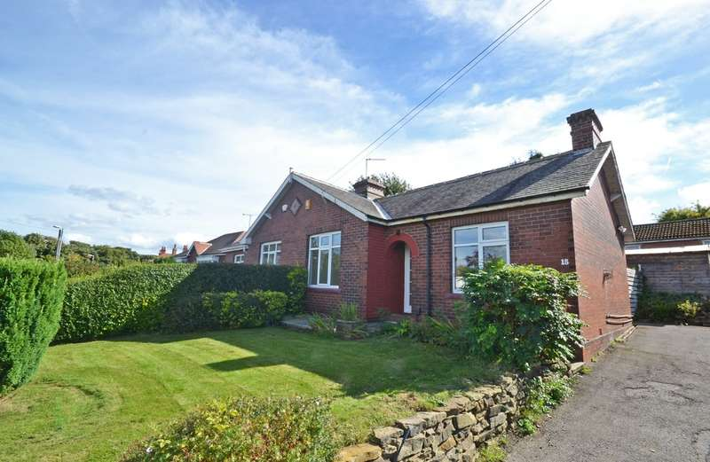 2 Bedrooms Semi Detached Bungalow for sale in Frank Lane, Thornhill
