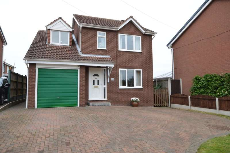 4 Bedrooms Detached House for sale in Rose Farm Approach, Altofts