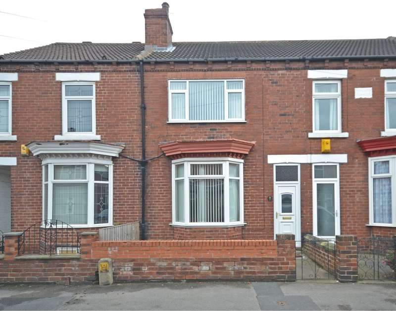 2 Bedrooms Terraced House for sale in King Street, Normanton