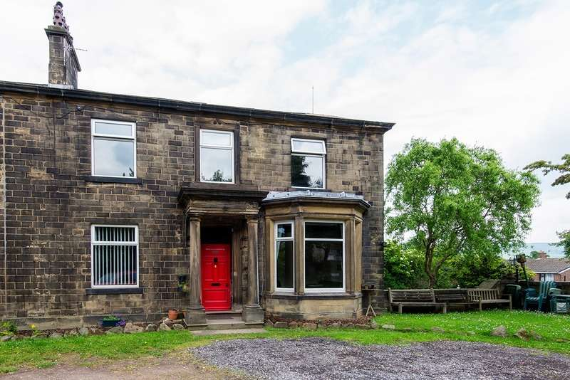 6 Bedrooms Semi Detached House for sale in pot lane, Steeton, Keighley, West Yorkshire, BD20