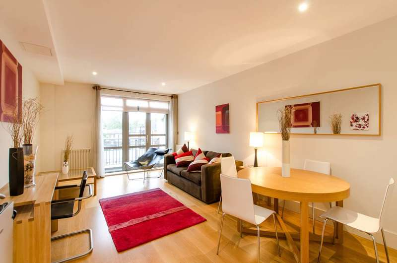 1 Bedroom Flat for sale in Guildhouse Street, Pimlico, SW1V