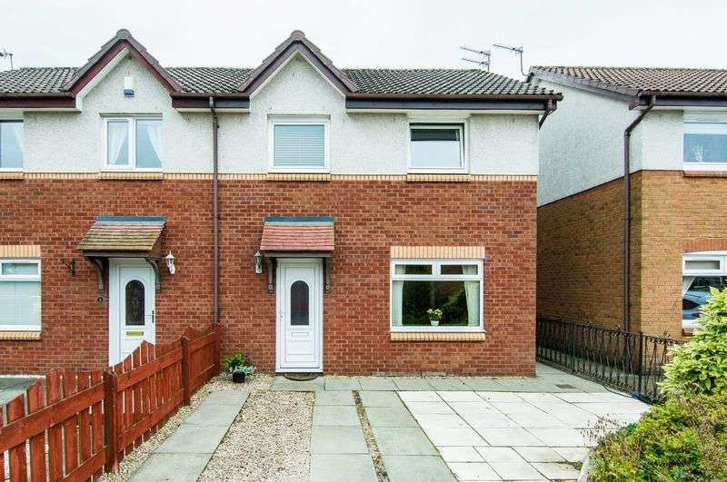 3 Bedrooms Semi Detached House for sale in 5 Ard Court, Grangemouth, East Stirling, FK3 0HL