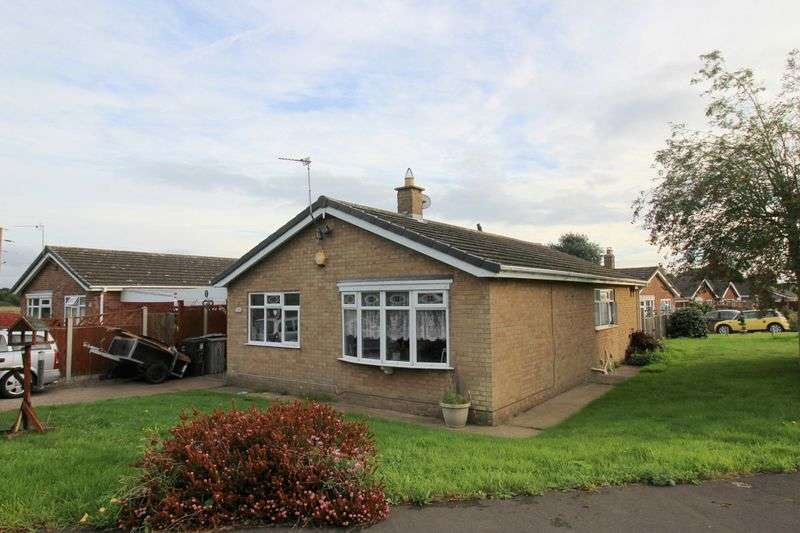 3 Bedrooms Detached Bungalow for sale in Balmoral Close, Wragby, Lincoln