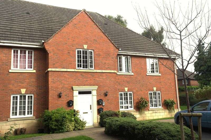 2 Bedrooms Flat for sale in Old Mill House Close, Pelsall, Walsall