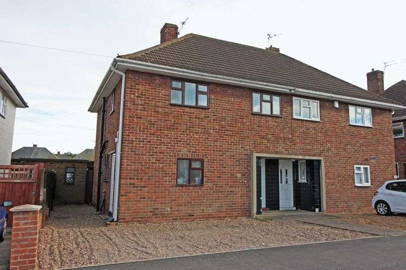 3 Bedrooms Semi Detached House for sale in Trinity Road, Retford