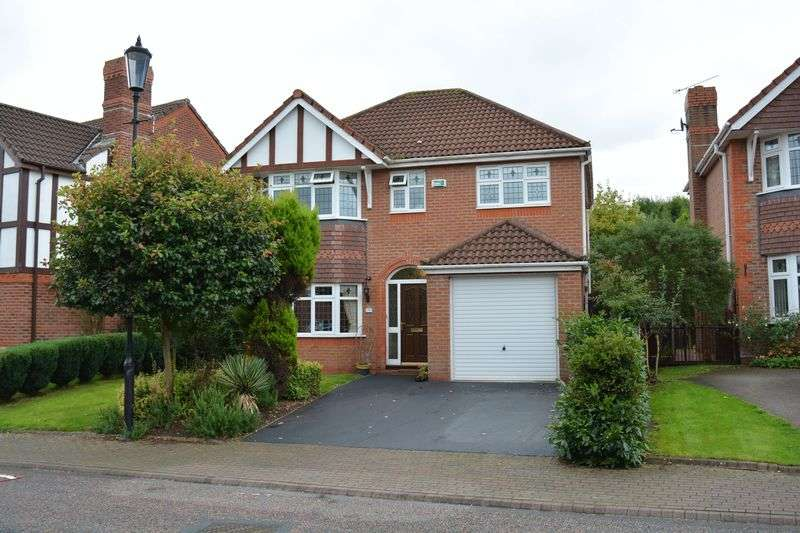 4 Bedrooms Detached House for sale in Pinners Fold, Priory Grange, Norton Cross