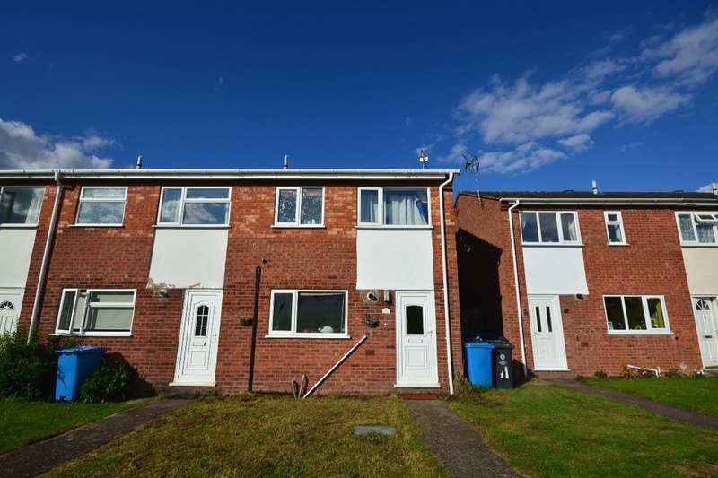 2 Bedrooms Property for sale in Cosford Court, Perton, Wolverhampton, WV6