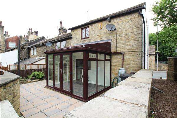 2 Bedrooms End Of Terrace House for sale in Burnley Road, Mytholmroyd, Hebden Bridge