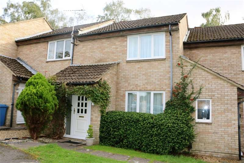 2 Bedrooms Terraced House for sale in BRACKNELL