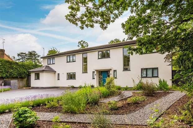 5 Bedrooms Detached House for sale in Boundstone, Farnham, Surrey