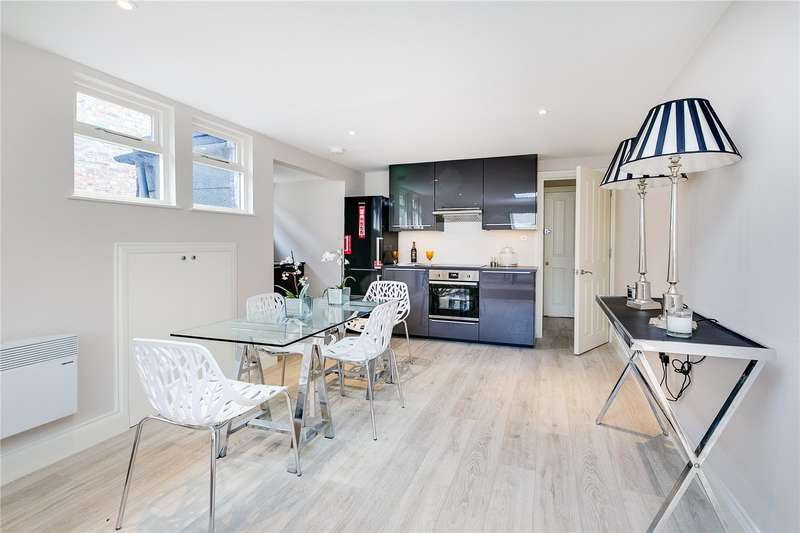1 Bedroom Flat for sale in Lanark Mansions, Pennard Road, W12