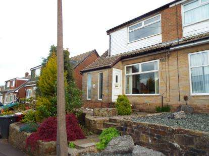 3 Bedrooms Semi Detached House for sale in Rhodes Avenue, Pleckgate, Blackburn
