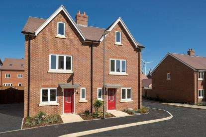 3 Bedrooms Semi Detached House for sale in Aylesbury, Buckinghamshire