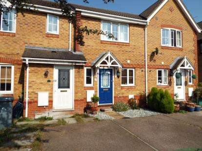 2 Bedrooms Terraced House for sale in Drayton, Norwich, Norfolk
