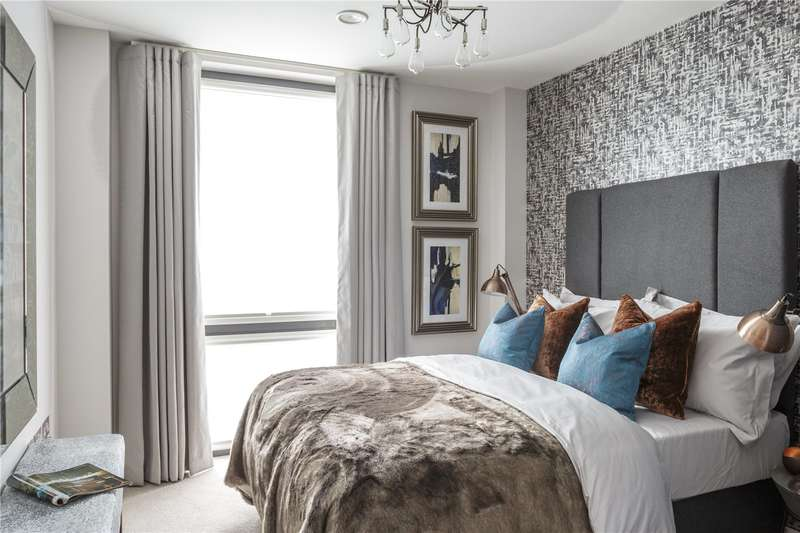 2 Bedrooms Flat for sale in Kilburn Quarter, Flat 14, 15 Hansel Road, NW6