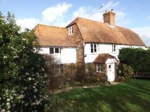 4 Bedrooms Semi Detached House for sale in Attwaters Lane, Hawkhurst, Cranbrook, Kent