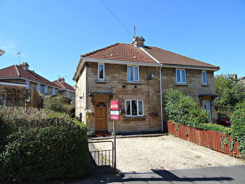 3 Bedrooms Semi Detached House for sale in Southdown Road, Bath