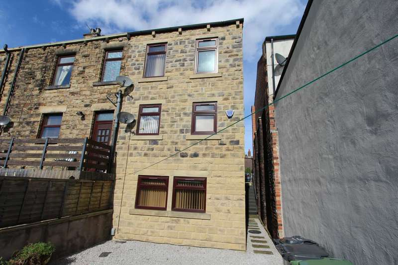 1 Bedroom End Of Terrace House for sale in Green Lane, Westborough