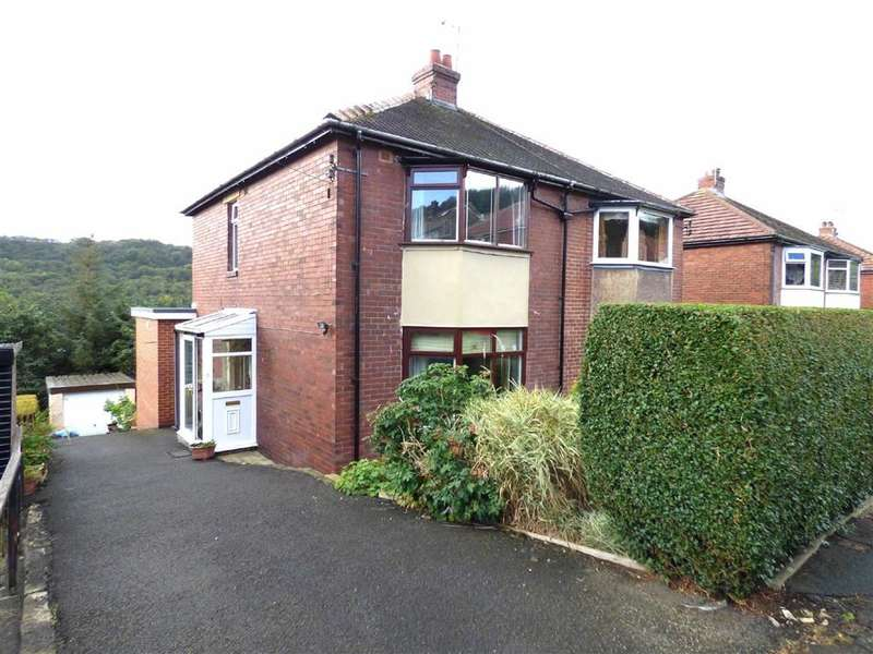 3 Bedrooms Property for sale in Springwood Avenue, Copley, HALIFAX, West Yorkshire, HX3
