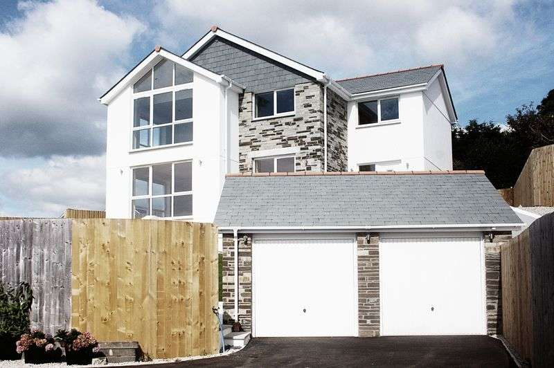 4 Bedrooms Detached House for sale in Townsend, Polruan