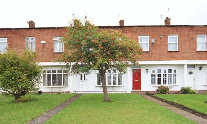 3 Bedrooms Terraced House for sale in Georgian Close, Halewood, Liverpool, L26