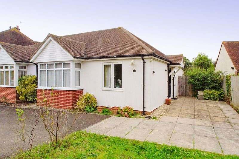 2 Bedrooms Semi Detached Bungalow for sale in High Street, Oving, PO20