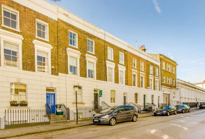 2 Bedrooms Maisonette Flat for sale in Packington Street, Islington, N1