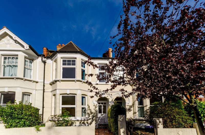 3 Bedrooms Terraced House for sale in Kingsley Road, Merton, SW19