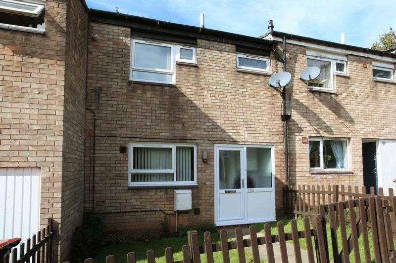 3 Bedrooms Terraced House for sale in Bishopdale, Brookside