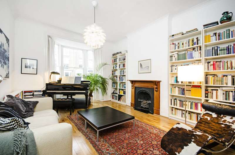 2 Bedrooms Flat for sale in Downs Road, Clapton, E5