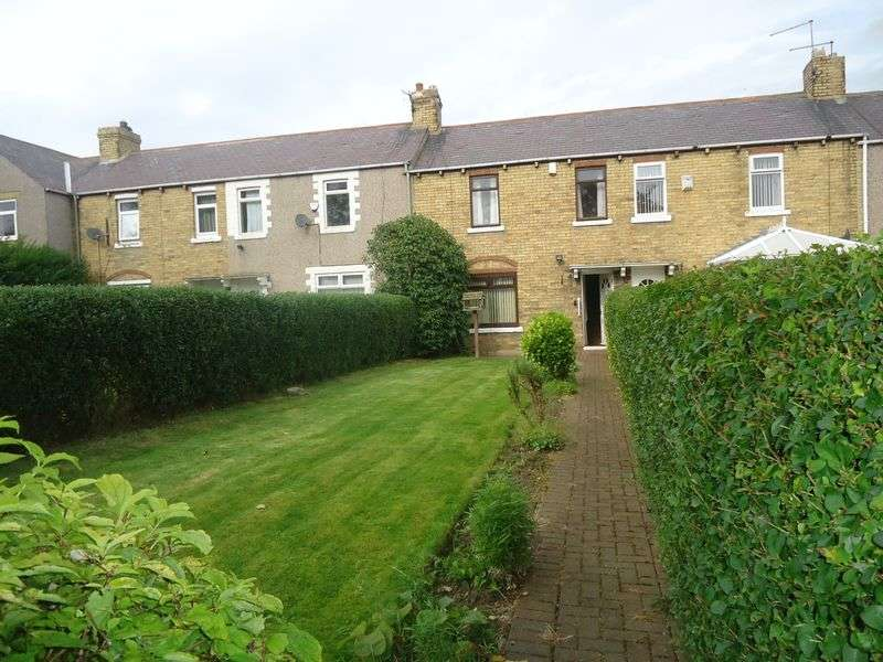 2 Bedrooms Terraced House for sale in Dalton Avenue, Morpeth
