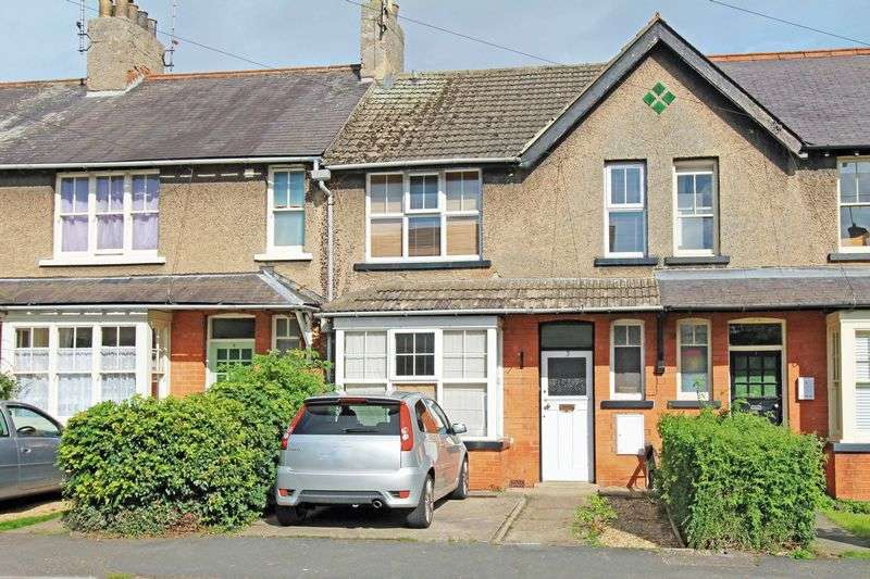 3 Bedrooms Terraced House for sale in Melbourne Road, Stamford