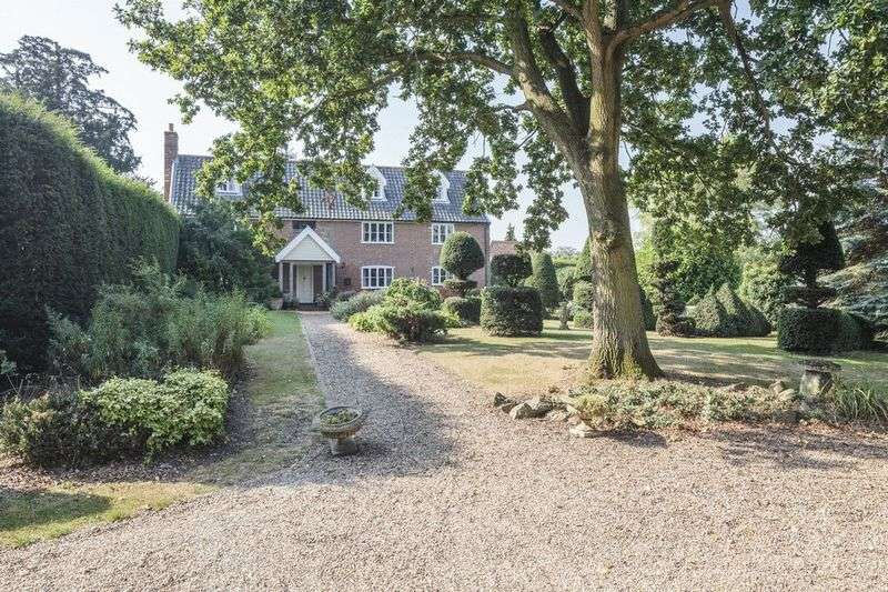 6 Bedrooms Detached House for sale in Thelveton, Near Diss