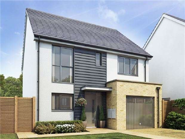 4 Bedrooms Detached House for sale in Lister Road, DURSLEY, Gloucestershire, GL11 4FB