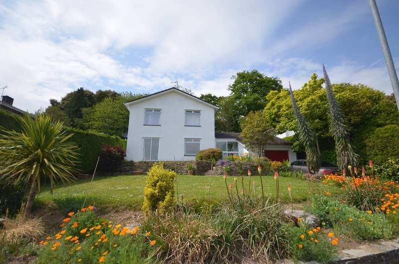 4 Bedrooms Detached House for sale in Tremorvah Barton, Truro